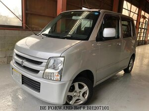 Used 2007 SUZUKI WAGON R BH207101 for Sale