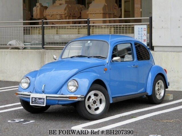 Used 2003 VOLKSWAGEN BEETLE BH207390 for Sale