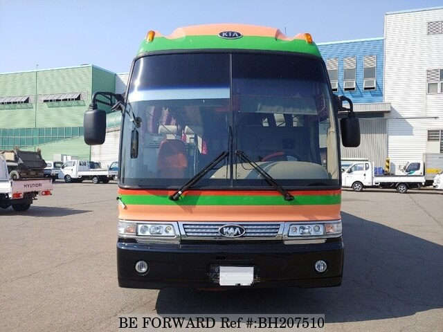 Used 2008 KIA GRANBIRD BH207510 for Sale
