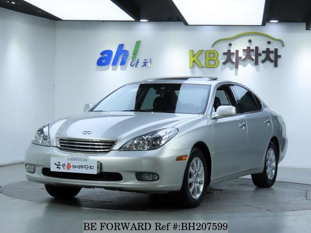 Used 2004 LEXUS ES BH207599 for Sale
