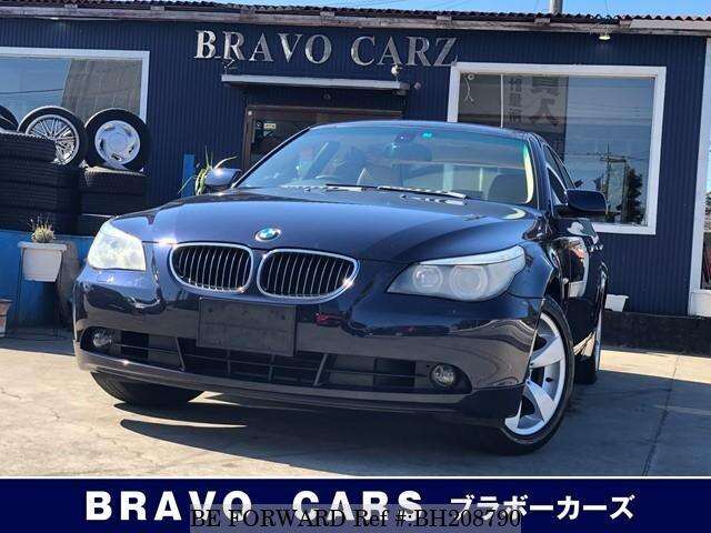 Used 2005 BMW 5 SERIES BH208790 for Sale