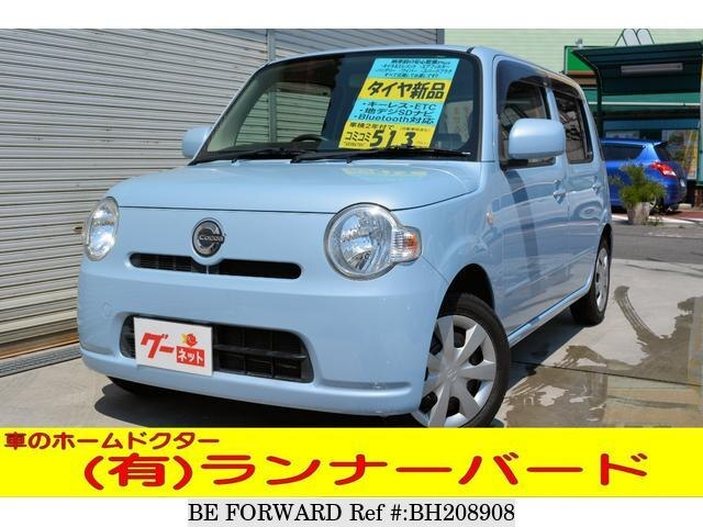 Used 2011 DAIHATSU MIRA COCOA BH208908 for Sale