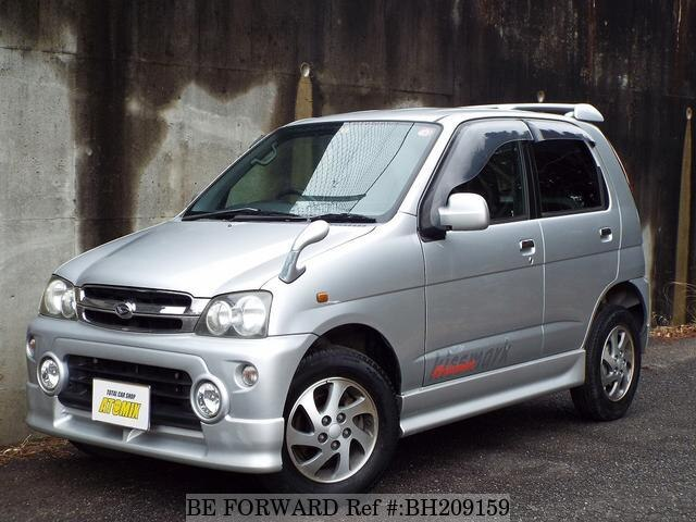 Used 2005 DAIHATSU TERIOS KID BH209159 for Sale