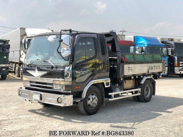 Used 1994 MITSUBISHI FIGHTER BG843380 for Sale