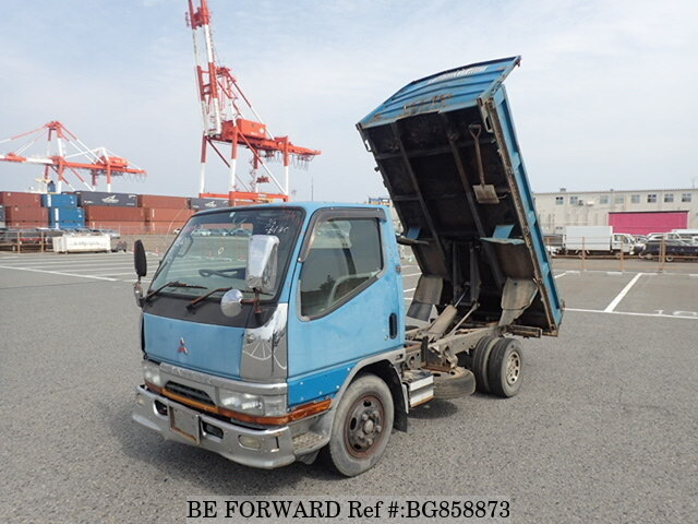 Used 1997 MITSUBISHI CANTER BG858873 for Sale
