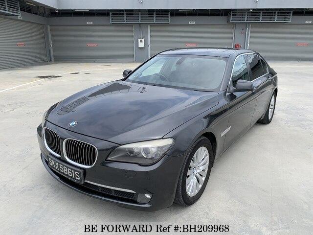 Used 2010 Bmw 7 Series 740 Li 3 0l 2wd 4dr Hid Sr 740li For Sale Bh209968 Be Forward