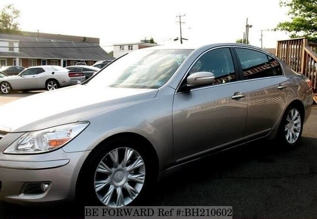 Used 2009 HYUNDAI GENESIS BH210602 for Sale