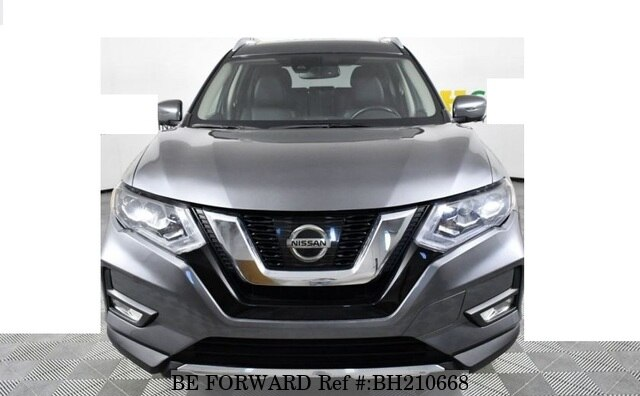 Used 2017 NISSAN ROGUE BH210668 for Sale