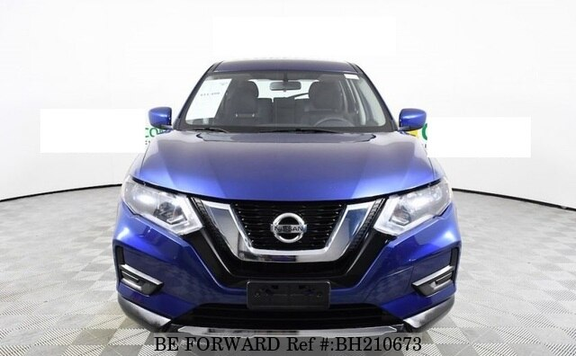 Used 2017 NISSAN ROGUE BH210673 for Sale