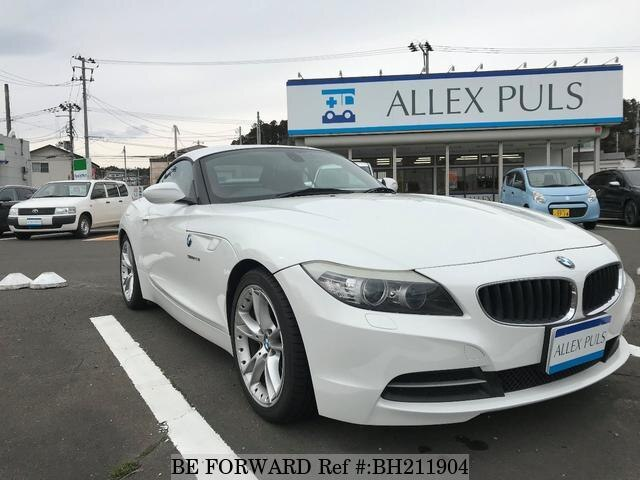 Used 2009 BMW Z4 BH211904 for Sale