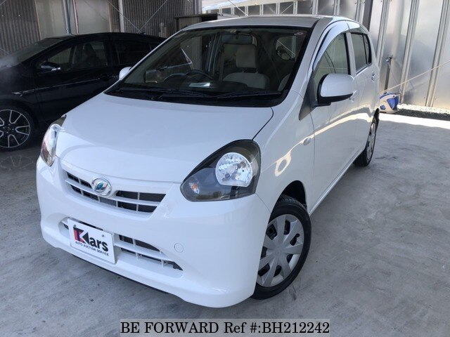 Used 2011 DAIHATSU MIRA ES BH212242 for Sale