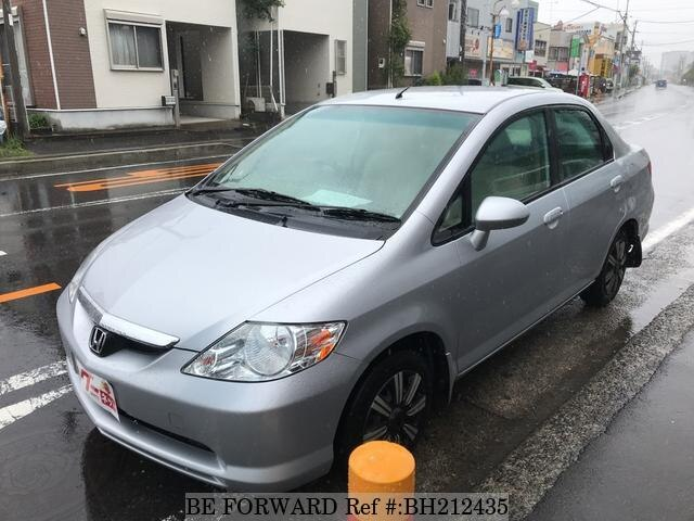 Used 2003 HONDA FIT ARIA BH212435 for Sale