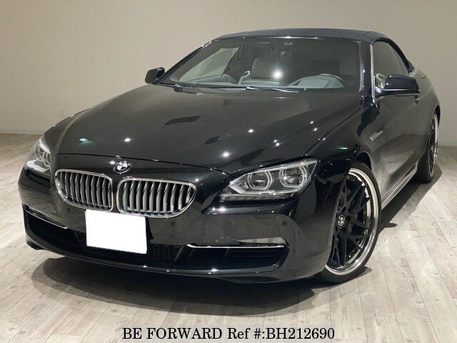 Used 2012 BMW 6 SERIES BH212690 for Sale