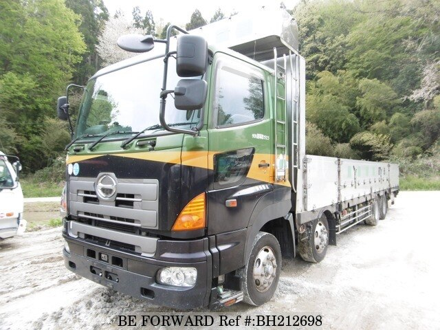 Used 2006 HINO PROFIA BH212698 for Sale