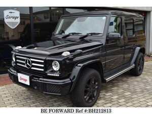 Used 2016 MERCEDES-BENZ G-CLASS BH212813 for Sale
