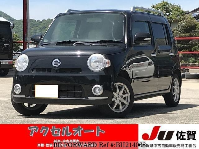 Used 2011 DAIHATSU MIRA COCOA BH214068 for Sale