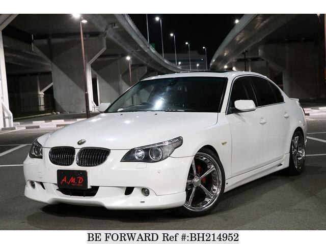 Used 2003 BMW 5 SERIES BH214952 for Sale