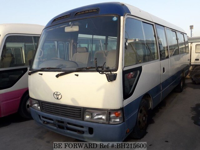 Used 1995 TOYOTA COASTER BH215600 for Sale
