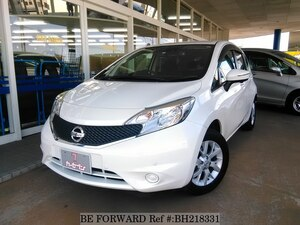 Used 2015 NISSAN NOTE BH218331 for Sale