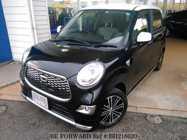 Used 2015 DAIHATSU CAST BH218620 for Sale