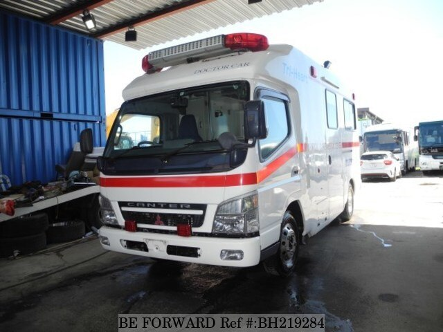 Used 2005 MITSUBISHI CANTER BH219284 for Sale
