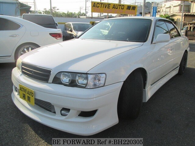 Used 1999 TOYOTA CHASER BH220305 for Sale