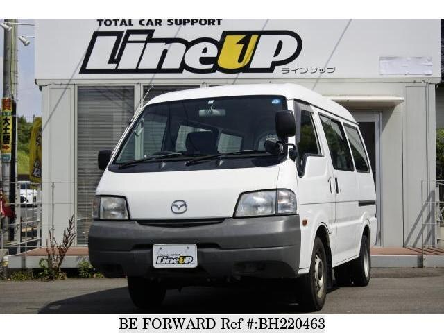 Used 2008 MAZDA BONGO VAN BH220463 for Sale