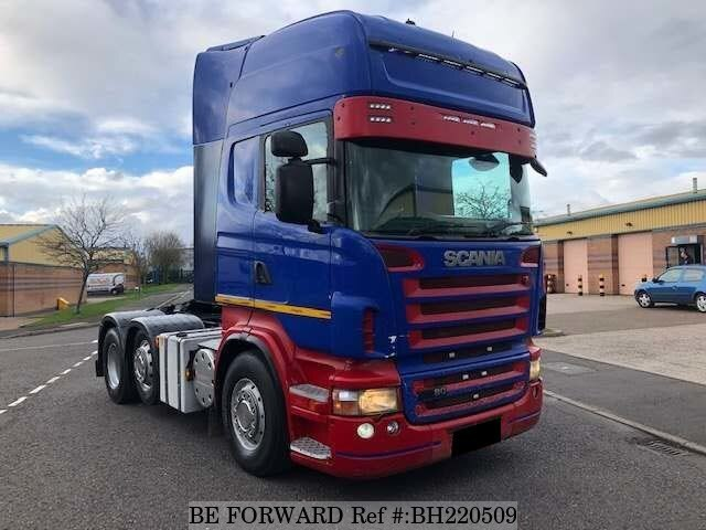 Used 2009 SCANIA R SERIES BH220509 for Sale