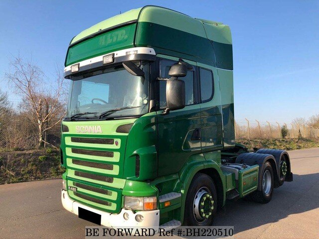 Used 2009 SCANIA R SERIES BH220510 for Sale