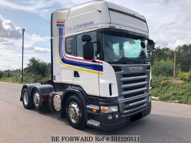 Used 2009 SCANIA R SERIES BH220511 for Sale