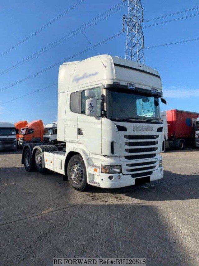 Used 2010 SCANIA R SERIES BH220518 for Sale