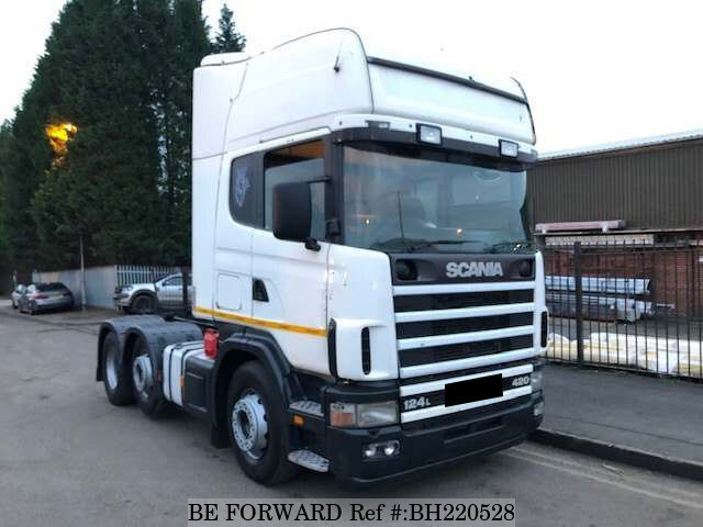 Used 2003 SCANIA 124 BH220528 for Sale
