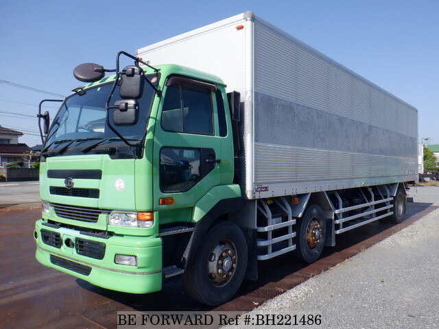 Used 2003 UD TRUCKS QUON BH221486 for Sale