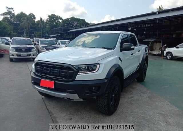 Used 2018 FORD RANGER BH221515 for Sale