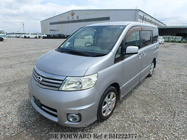 Used 2007 NISSAN SERENA BH222377 for Sale