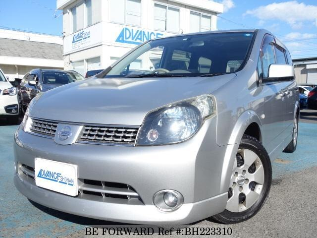 Used 2007 NISSAN LAFESTA BH223310 for Sale