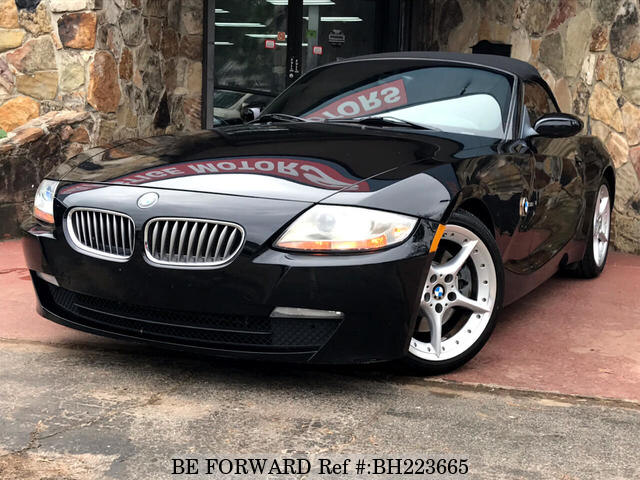 Used 2007 BMW Z4 BH223665 for Sale