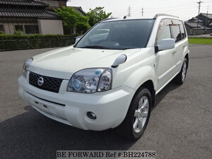 Used 2005 NISSAN X-TRAIL BH224788 for Sale
