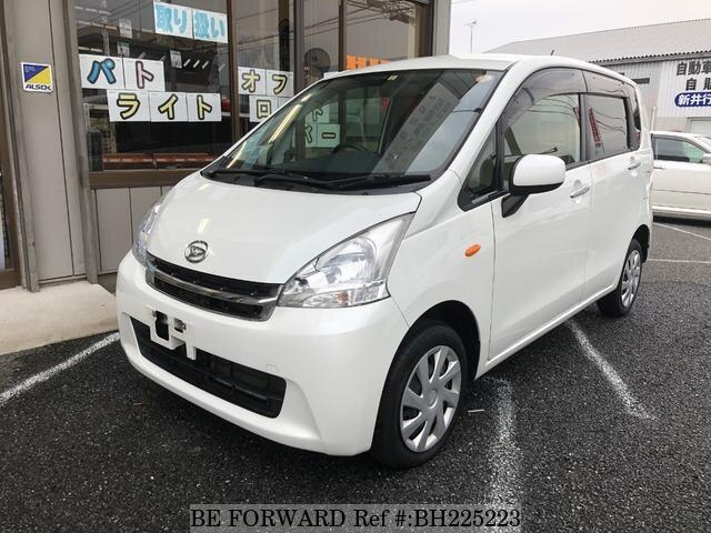 Used 2012 DAIHATSU MOVE BH225223 for Sale