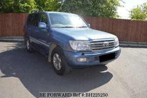 Used 2006 TOYOTA LAND CRUISER AMAZON BH225250 for Sale