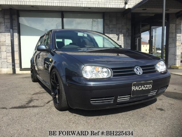 Used 2000 VOLKSWAGEN GOLF BH225434 for Sale