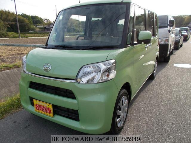 Used 2015 DAIHATSU TANTO BH225949 for Sale
