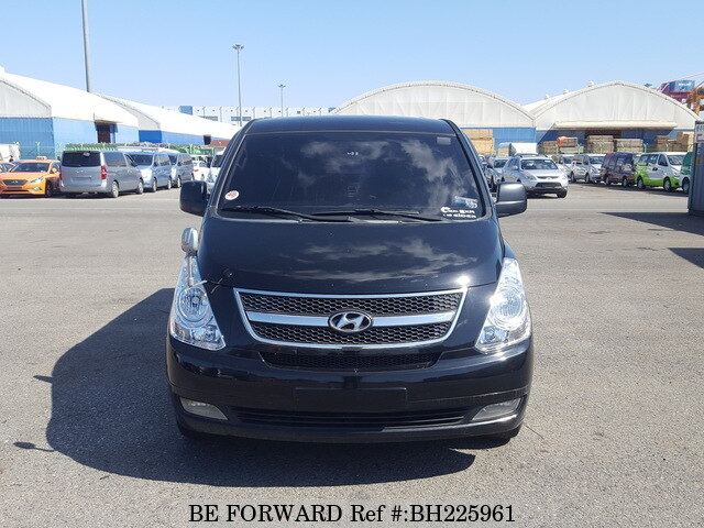 Used 2010 HYUNDAI GRAND STAREX BH225961 for Sale