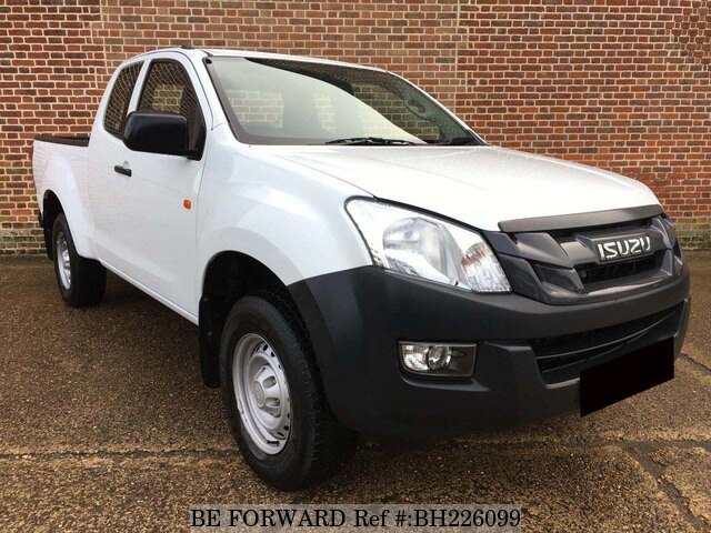 Used 2015 ISUZU D-MAX BH226099 for Sale