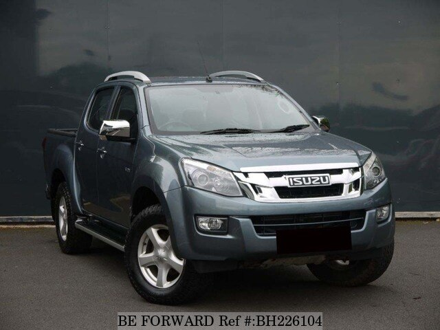 Used 2016 ISUZU D-MAX BH226104 for Sale