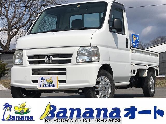 Used 2006 HONDA ACTY TRUCK BH226289 for Sale