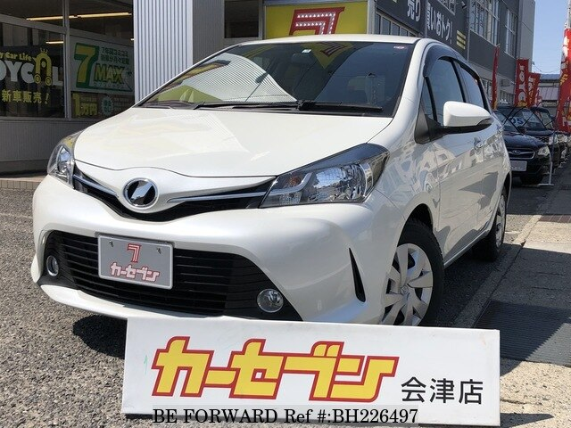Used 2015 TOYOTA VITZ BH226497 for Sale