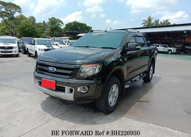 Used 2013 FORD RANGER BH226930 for Sale