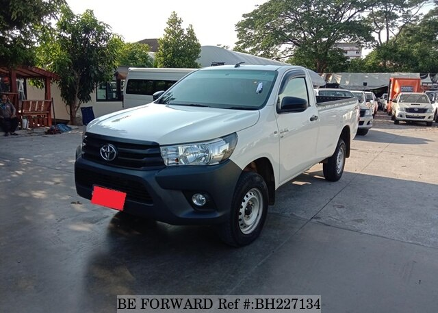 Used 2018 TOYOTA HILUX BH227134 for Sale