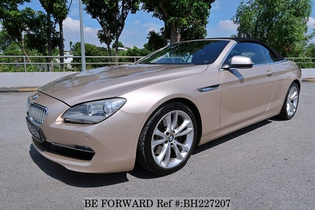 Used 2011 BMW 6 SERIES BH227207 for Sale